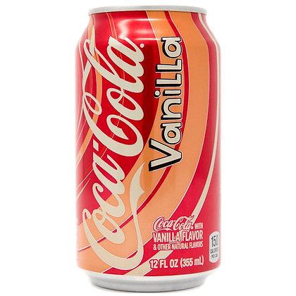 Coca-Cola Vanilla 355ml 12 Pack