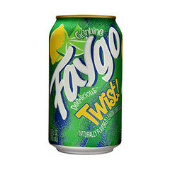 Faygo 355ml Cans 12 Pack Twist
