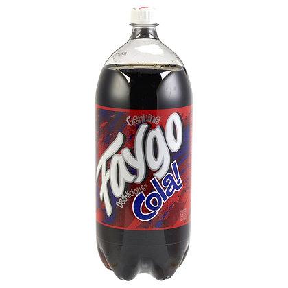 Faygo Cola Bottle 710ml 24 Pack