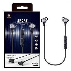 Sport BTS Earphone WC2734 (Black)