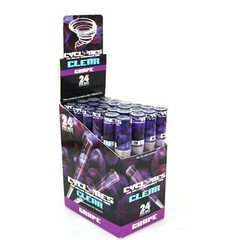 Cyclone Pre-Rolled Clear Flavoured Grape Cones