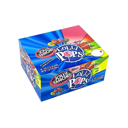 Jolly Rancher Lolli pops 850g x 50
