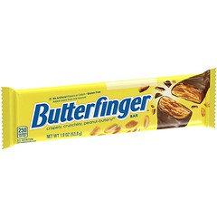 Butterfinger Bar 53.8g  36 Pack