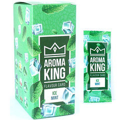 Aroma King Flavour Cards Ice Mint 25 Pack