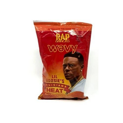 RAP Snacks Wavy Lil Boosie's Louisiana Heat 28g