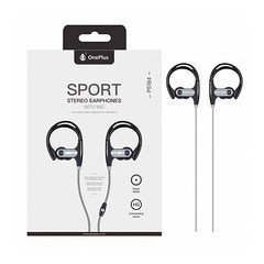 OnePlus Sport Stereo Earphone With MIC P5184 (Black)