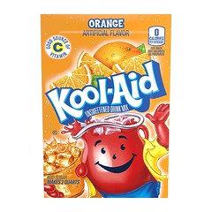 Kool Aid Orange 48 Per Pack