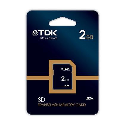 TDK Memory Cards