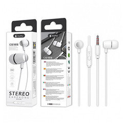 OnePlus Stereo Earphone With Mic C6189 (White)