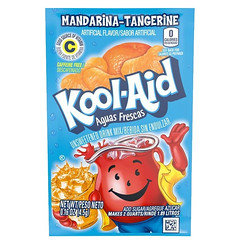 Kool Aid Mandarina- Tangerina Pack Of 48