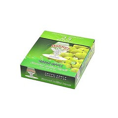 Hornet Green Apple King Size Flavoured Rolling Paper 25 Per Box