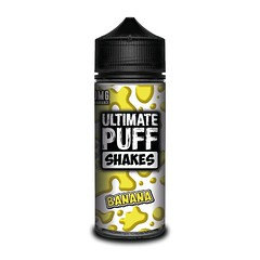 Ultimate Puff E-Liquid Shakes Banana 100ml