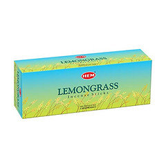 Hem 'Lemon Grass' Incense Stick (Pack of 6)