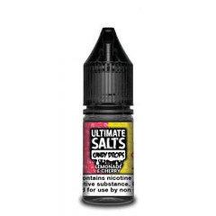 Ultimate Salts E-Liquid Candy Drops Lemonade & Cherry 10ml