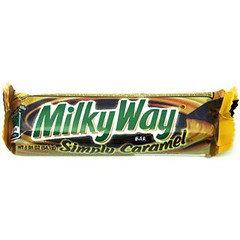 Milkyway Simply Caramel 54g 24 Pack