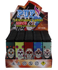 Puf Electronic Lighter SM-0391