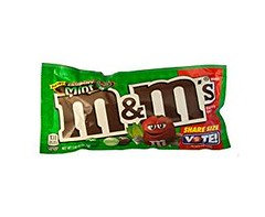 M&M's Crunchy Mint Share Size 80g x 24