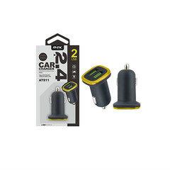 MTK car charger 2.4 AT811 Gold