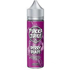 Pukka Juice Zero Nicotine Berry Blaze 50ml Shortfill