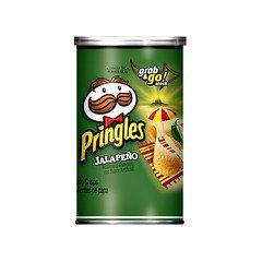 Pringles Jalapeno Flavour 71g