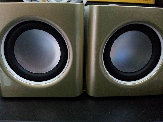 Multimedia Speaker 2.0 (Model 2101)
