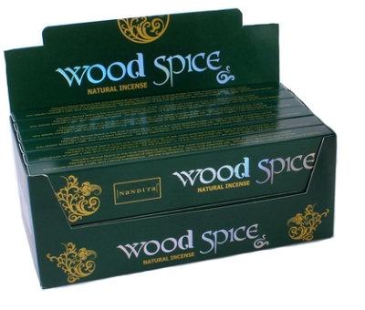 Wood Spice Incense Stick