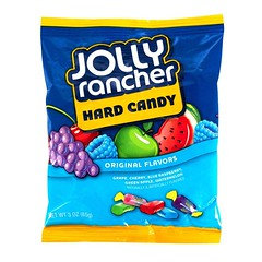 Jolly Rancher Hard Candy Original 85g