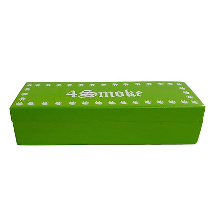 4Smoke Rolling Box Small Green