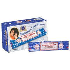 Satya 'Nag Champa Agarbatti' Incense (Pack of 12)