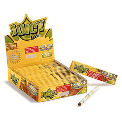 Juicy Jays King Size Slim Rolling Paper Pineapple