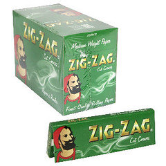Zig zag Green Standard