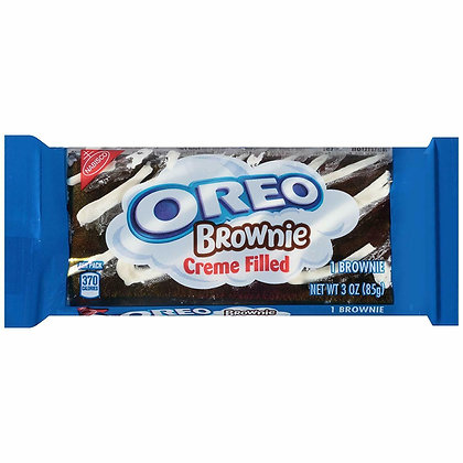 Oreo Brownie Creme Filled 12 per Pack