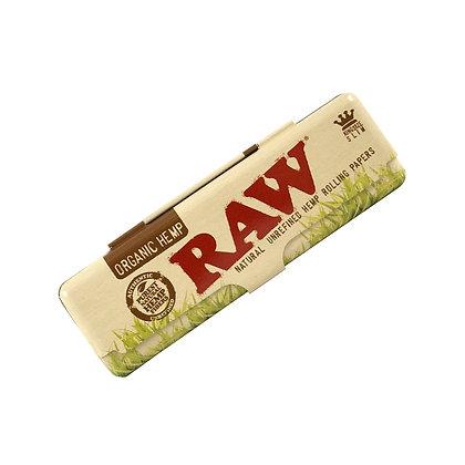 RAW Organic Metal Paper Case