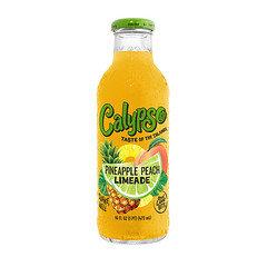 Calypso Pineapple Lemonade 473ml 12 Pack