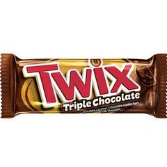 Twix Triple Chocolate x 18