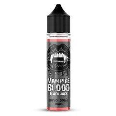 Vampire Blood 50ml 50vg 0mg Blackjack