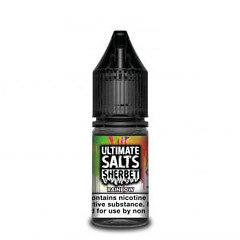 Ultimate Salts E-Liquid Sherbet Rainbow 10ml