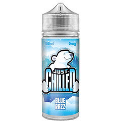 Just Chilled E-Liquid 100ml Blue Razz