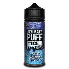 Ultimate Puff On Ice 100ml Blue Slush