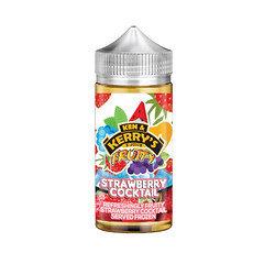 Ken & Kerry's Fruity E-liquid 100ml Strawberry Cocktail