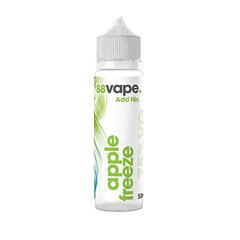 88 Vape E-Liquid Apple Freeze 50ml