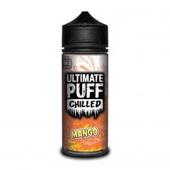Ultimate Puff E-Liquid Chilled Mango 100ml