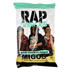 Rap Snacks Sour Cream Migos 28g