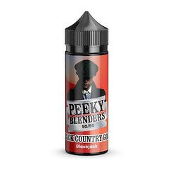 Peeky Blenders 50/50 100ml Black Country Gold