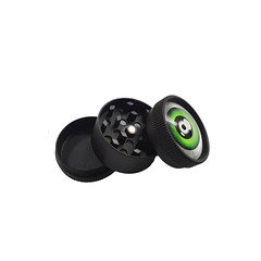 3 Part small Grinder with Eye Design