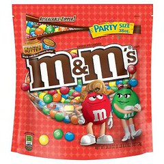 M&M's Peanut Butter Party Size 963g