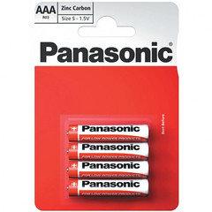 Panasonic AAA 4X12 Pack
