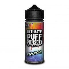 Ultimate Puff E-Liquid Sherbet Rainbow 100ml