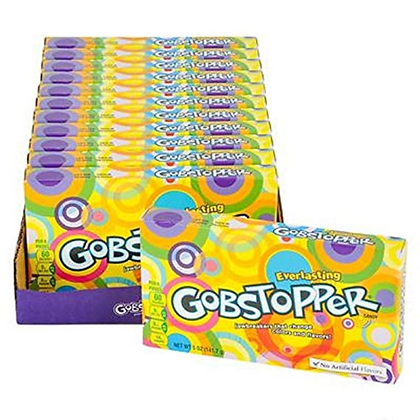 Gobstopper Everlasting Candy (Theatre Box) 141.7g X 12