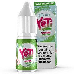 Yeti Nicotine Salts 10ml Watermelon 10mg
